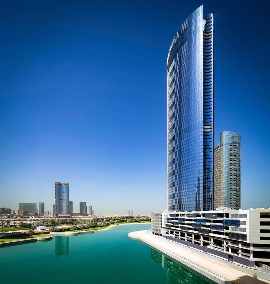 Addax Tower | Abu Dhabi Skyscraper