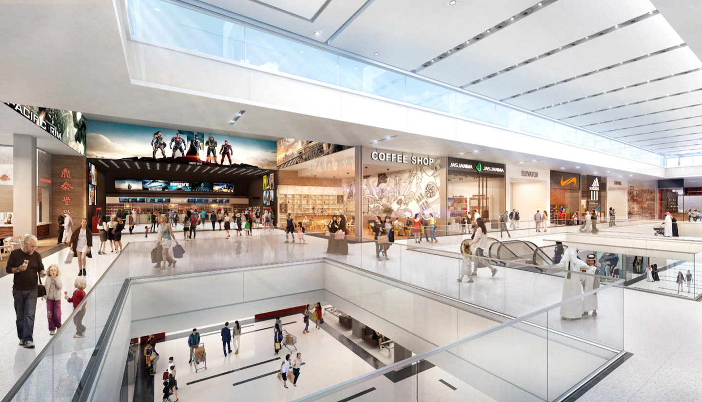 Al Futtaim announces BSBG-designed mall to be named Festival Plaza