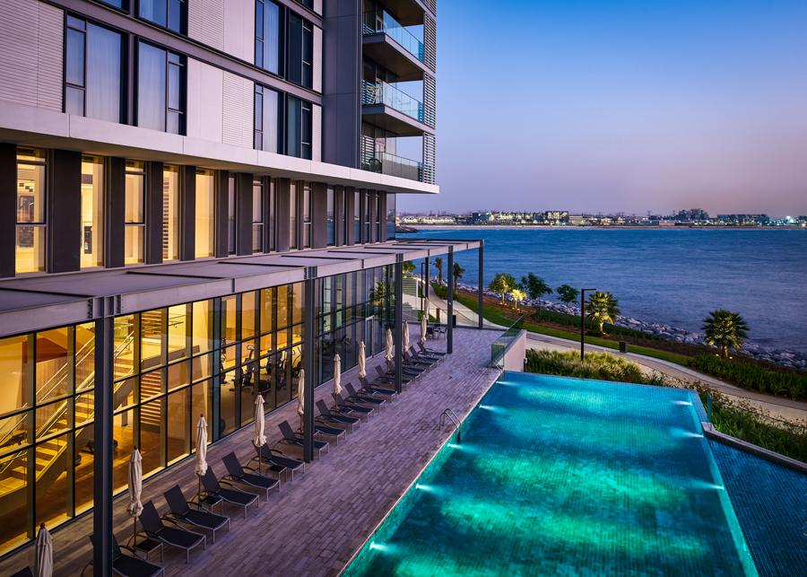 Bluewaters Executive Architect Masterplan