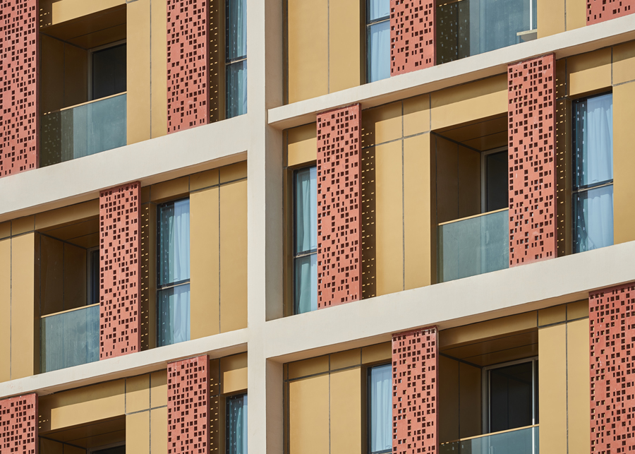 Masdar N1R Sustainability Architects Dubai