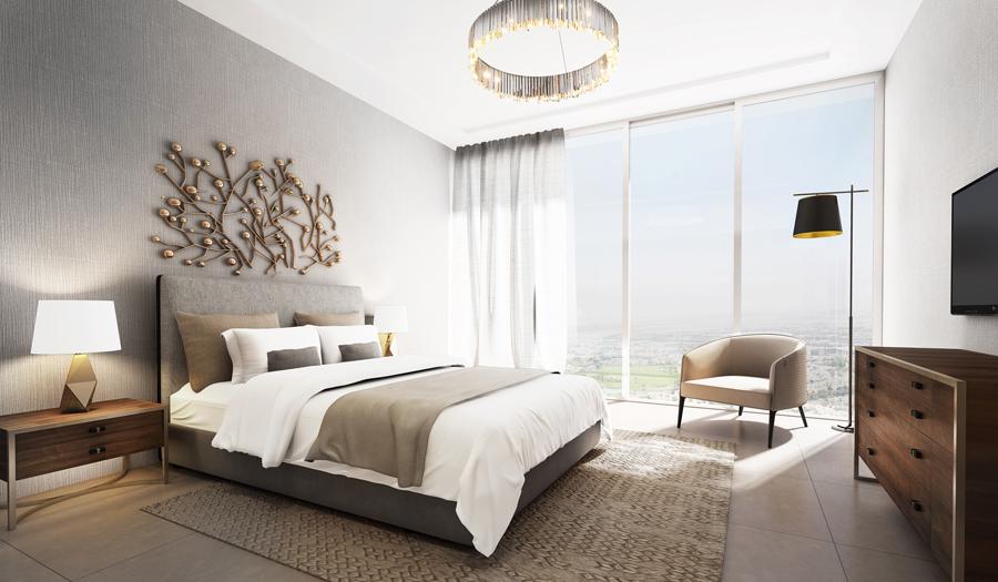 Banyan Tree Residences - Hillside Dubai concept design architect