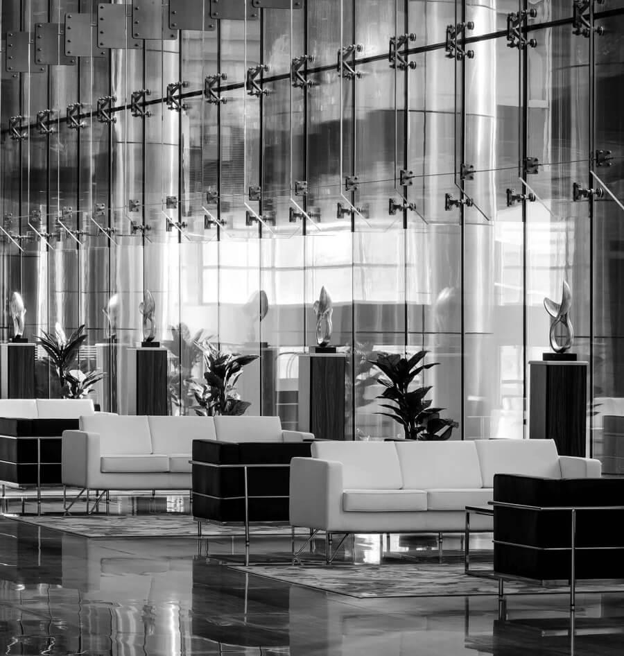 Addax Tower interior design