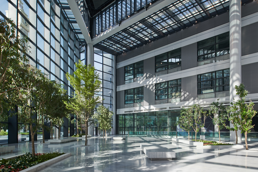 ICD Brookfield Place Executive Architect