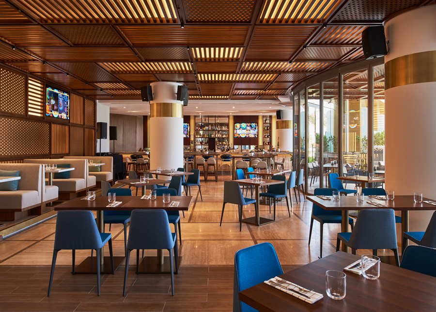 JA LAKE VIEW HOTEL Design Architects