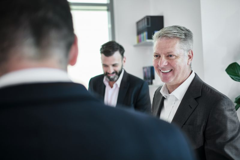 A new direction under Managing Partner Alistair McMillan