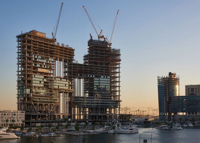 Work begins on Dorchester Collection hotel in Business Bay
