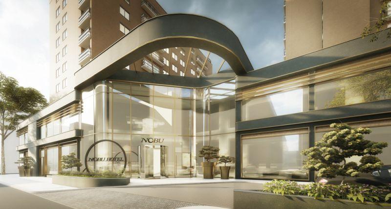 BSBG begins work on Nobu hotel in Portman Square London