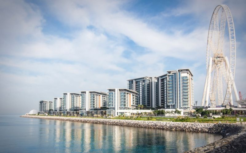 Highly anticipated Bluewaters Residences delivered