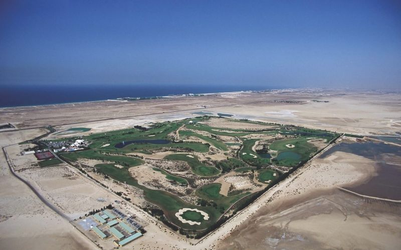 World-renowned design of Emirates Golf Club completed