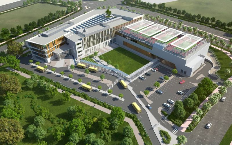 Repton School comes to the UAE