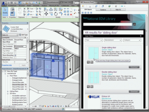 """With NBS Create you can start your specification earlier creating an initial outline specification, then develop performance and full detailed specifications by adding information as the project develops, maximising the efficient use of the data"" Historically, Architects have used NBS specification software to assist the practice to write comprehensive and technically proficient specifications. These specifications would typically be prepared by an in-house technical team or an external architectural specification writer and is often considered as a laborious and time consuming task. The ever expanding popularity of Building Information Modelling has caused for an increased demand for a more sophisticated specification writing tool which would enable the assembly of the specification automatically. The introduction of NBS Create allows for a far more intuitive and user-friendly way of specification writing, which means that it can be integrated into the design process right from outline stage. This improves the efficiency of the process and reduces the opportunities for mistakes that are inherent in 'double-handling' the specification during the drafting stages. Creating an outline specification is quick and easy; then if you want to come back to that specification a few months later and turn it into a performance specification you can. BIM is all about building upon information created earlier and assembling this information. NBS Create handles re-use of information exceptionally well and enables items to be 'parked' for decision later, recognizing that at certain times not everything about a project is known. MINIMISES RISK AND INCREASES PERFORMANCE NBS Create vastly reduces the inconsistencies that can arise when writing an NBS Specification, previously the specification writer would have to manually delete or deselect clauses that are irrelevant to the proposed project which can often lead to lengthy documents due to a lack of confidence to delete. In their recent release NBS have reported time savings of over 20% when NBS Create was implemented, this time saving includes creating, updating and cross checking processes. This time saving allows the technical team to focus more on providing support to the design teams to improve the quality of our design, construction detailing and specifications. All of the NBS Create technical content is delivered online; this Information is updated automatically ensuring that the NBS pre-written clauses are always up to date with the very latest information. HOW DOES IT WORK? NBS Create has in-built guidance, which allows clause keyword synchronisation. This means that the specification information is embedded within the object / family, with the relevant information stored within its parameters. As the information goes into the type parameters - this updates every instance of that object in every view or schedule. New guidance notes and comments can also be added manually and quick links to external documents and other clauses in the specification are hyperlinked within the software and published output. BUILT FOR BIM NBS Create has been designed as a key BIM collaboration tool which can be implemented as a plug in for both Autodesk Revit and Graphisoft ArchiCAD. With the plug-in, an outline specification can be produced automatically in NBS Create from the Architectural, Structural or MEP model which speeds up the process and ensures accuracy of information. This outline specification is synchronized with the components within the model, making it possible to manage the links to that specification throughout the project in one intelligent document. ""This is true project coordination; providing an extremely efficient way to work and removing the issues associated with duplicated or conflicting information"". As the design evolves, you can replace the concept stage generic objects with product manufacturer BIM objects from the free-to-use NBS National BIM Library. NBS NATIONAL BIM LIBRARY NBS provides a 'BIM Objects' add in, which allows users to access thousands of generic and manufacturer created BIM objects from the free-to-use NBS National BIM Library. Once found, an object may be dragged and dropped into the project, these objects contain references to the equivalent NBS specification clauses which are then automatically added to the project specification. The NBS National BIM Library has become an essential source of digital information for the whole supply chain and ensures a common approach encouraging consistency and project collaboration. ""In an increasingly complex world where rapid change is being driven by diverse influences, and where regulations demand ever more detailed, constantly evolving documentation, NBS Create represents an unprecedented step towards a more holistic, intelligent, and flexible and streamlined process."" Figure 1: SOURCE: www.thenbs.com Figure 2: SOURCE: www.thenbs.com References: http://www.thenbs.com/products/nbsCreate/index.asp http://www.thenbs.com/topics/DesignSpecification/articles/nbsCreate.asp http://constructioncode.blogspot.ae/2012/05/nbs-and-autodesk-revit-linkage.html http://www.revitforum.org/architecture-general-revit-questions/12982-nbs-create.html"
