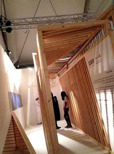 3433 - Benjamin Aranda of Aranda\Lasch; Rogier van der Heide of Zumtobel Group; Maitha Al Suwaidi of Dubai Design District (d3)