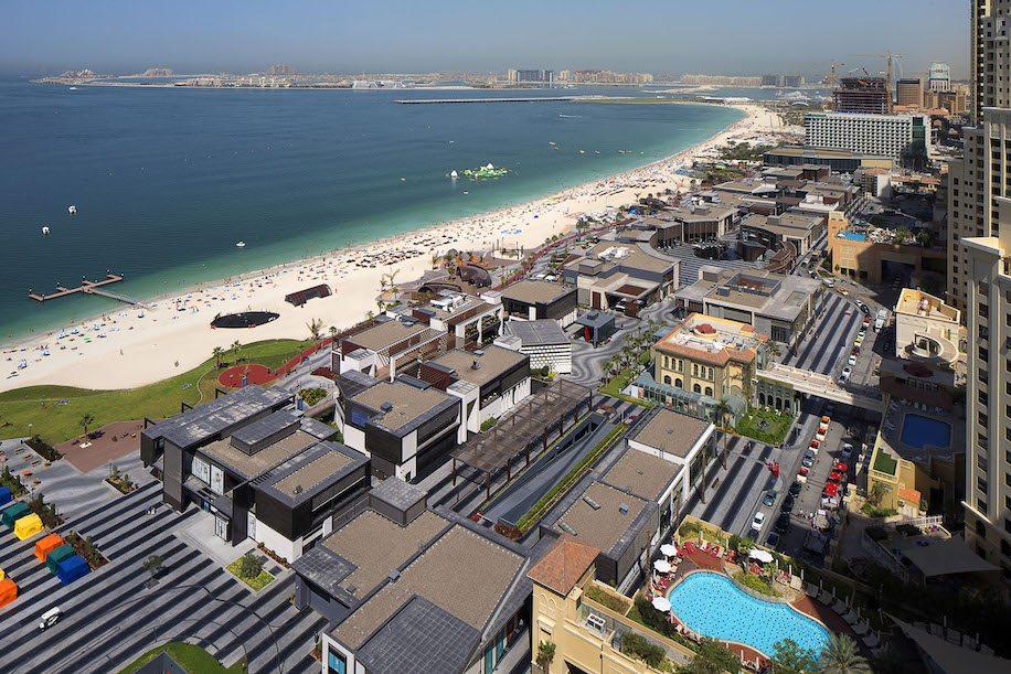 BSBG PROJECTS: The Beach at JBR Dubai