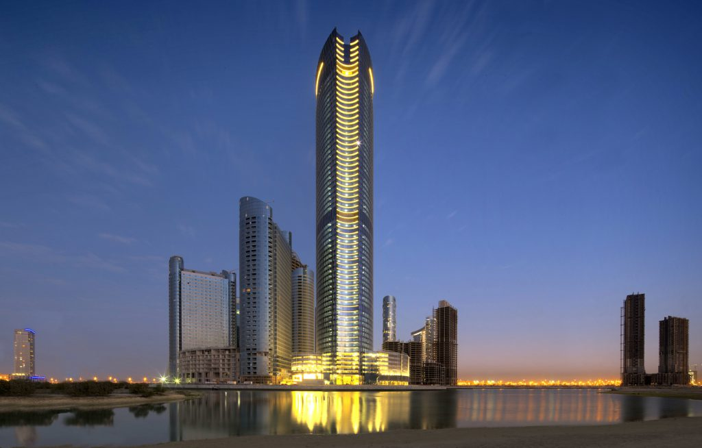 Addax Tower - UAE Architecture