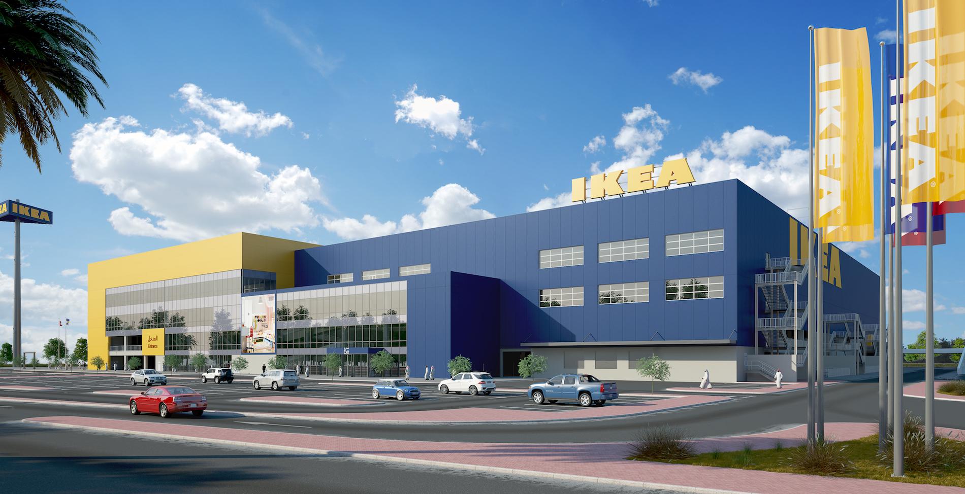 IKEA Bahrain Manama - Dubai Architect