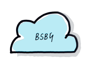 BSBG Cloud illustration - touchscreen advancements