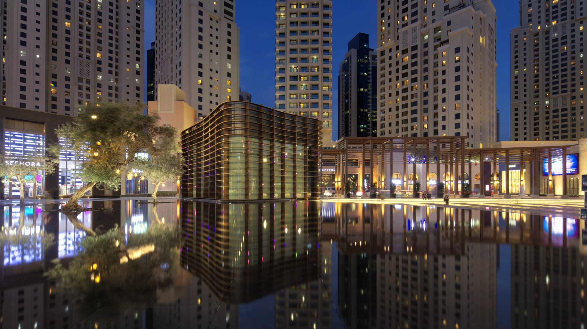 The Beach at JBR - Dubai Architect