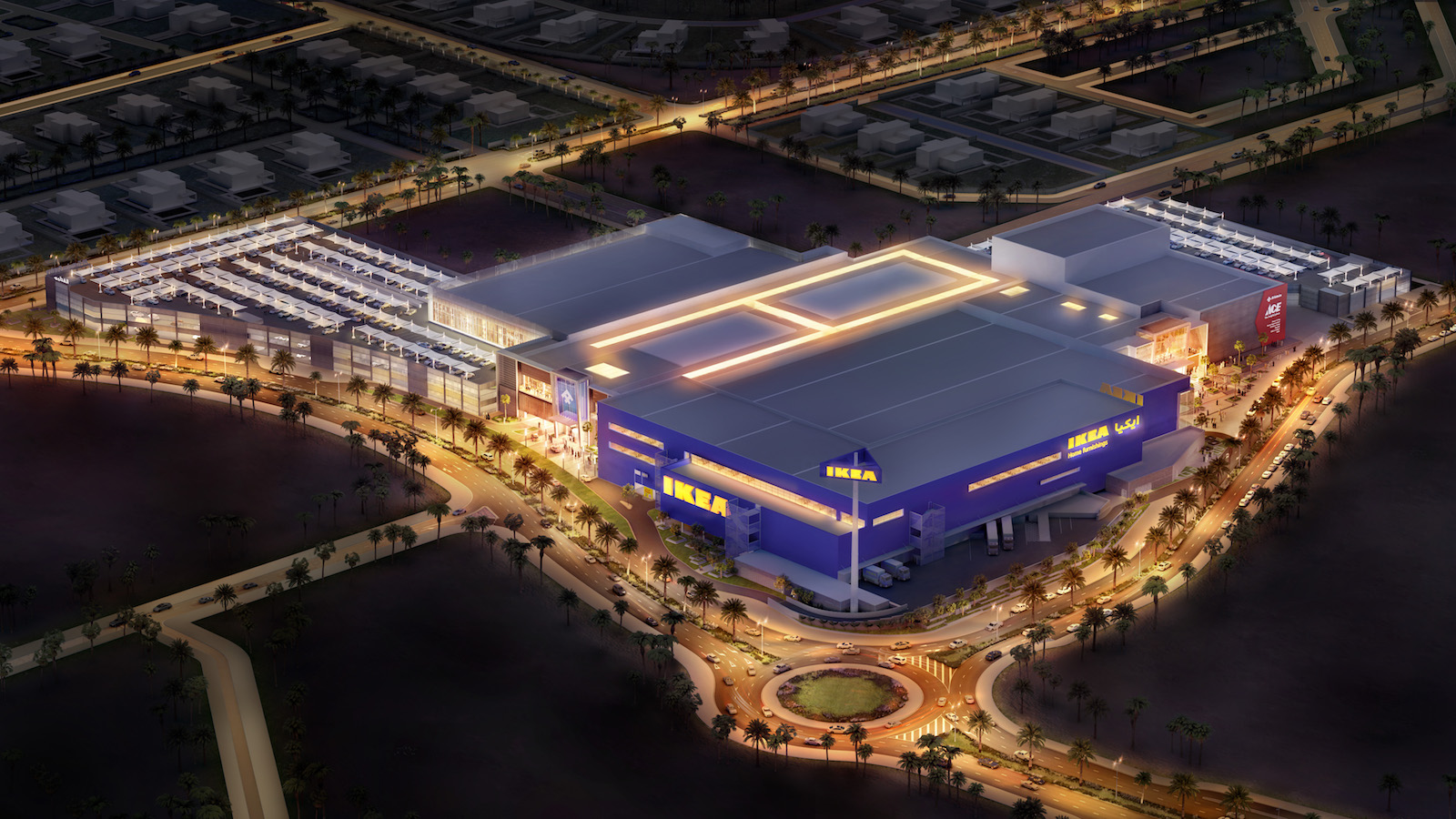 Exclusive Ground Is Broken On Brand New Dubai Shopping Mall Development Bsbg Brewer Smith