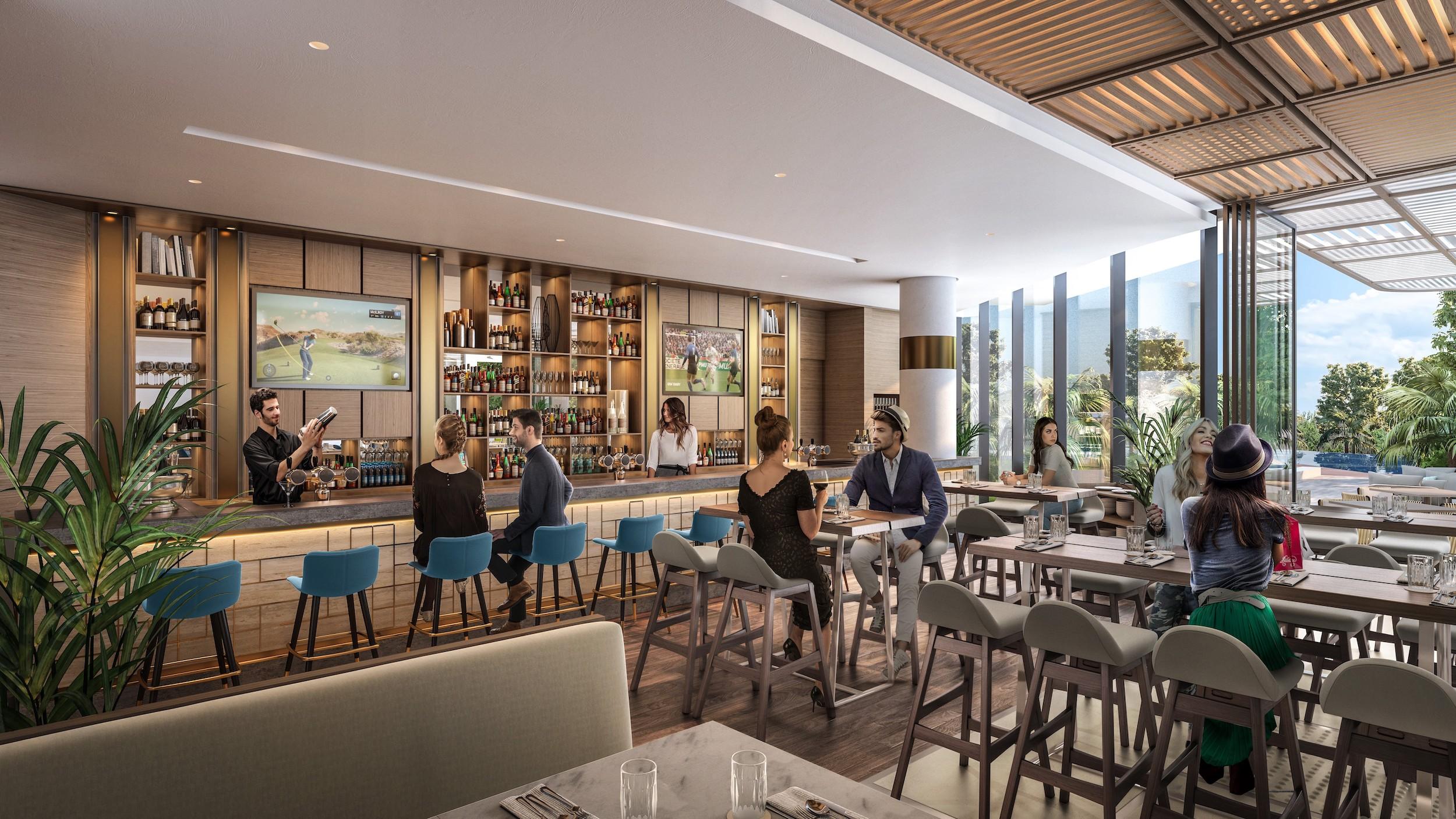 JA Lake View Hotel Gastro