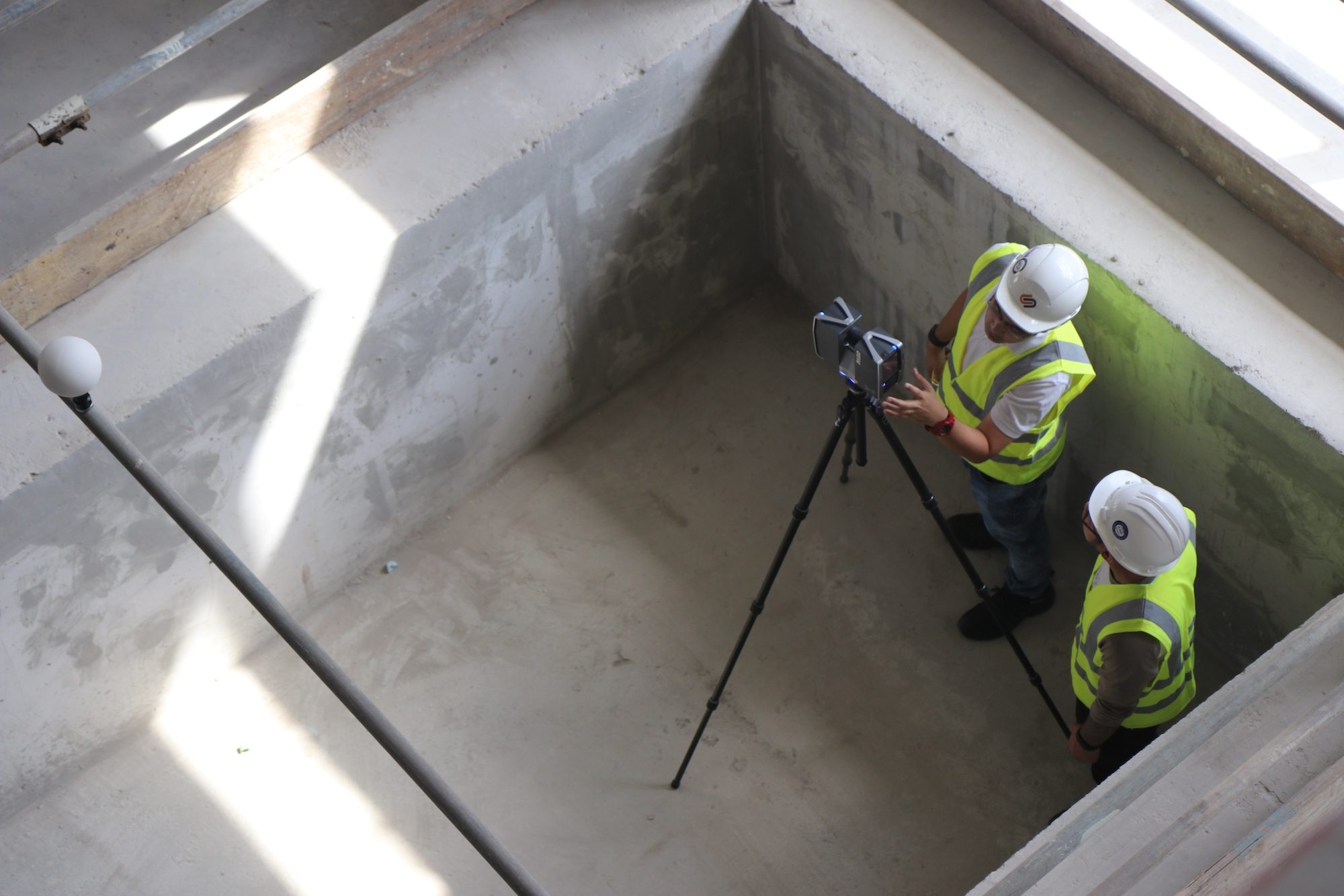 BIM for Contractors 3D surveying