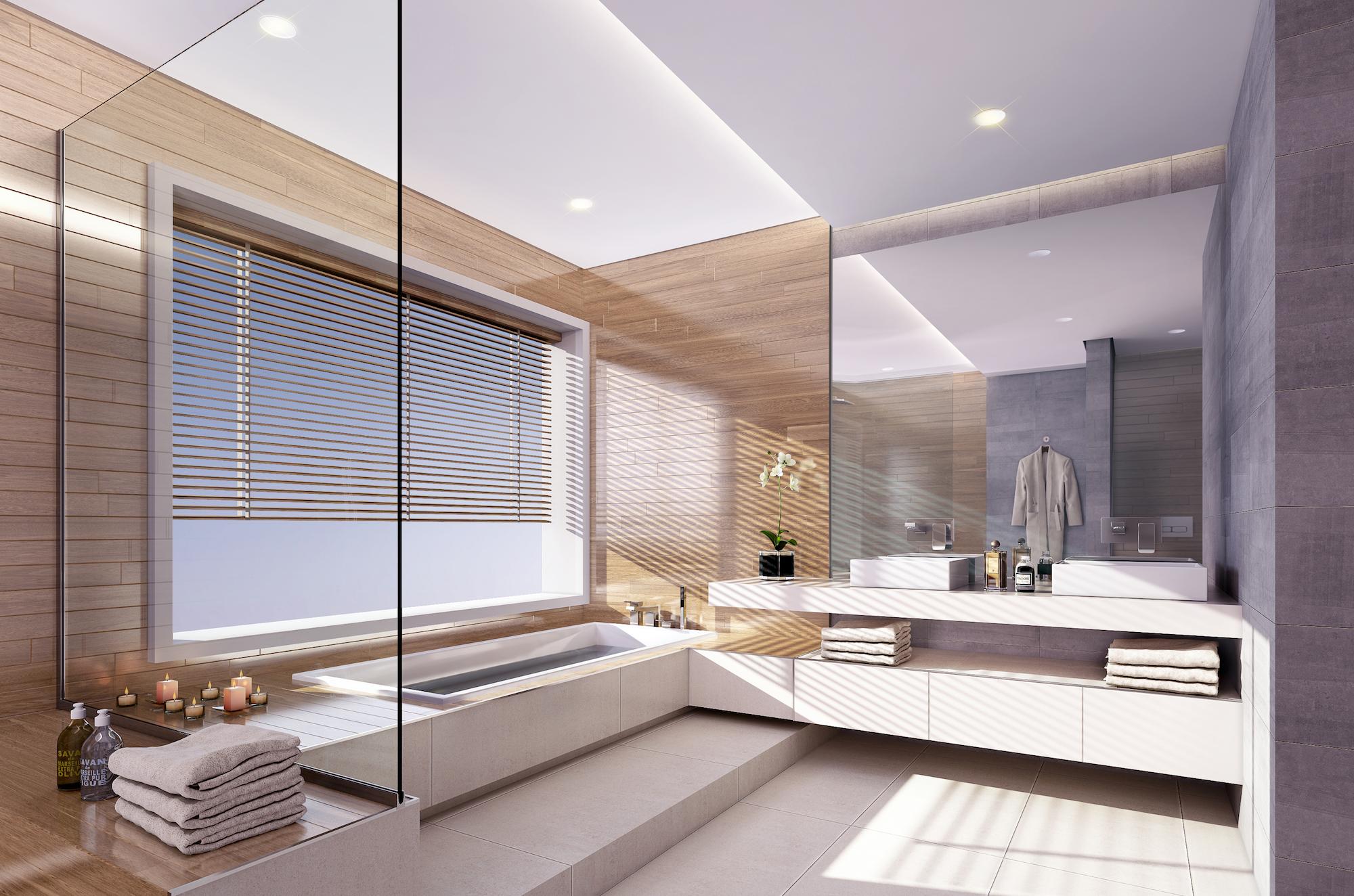 Successful interior designer