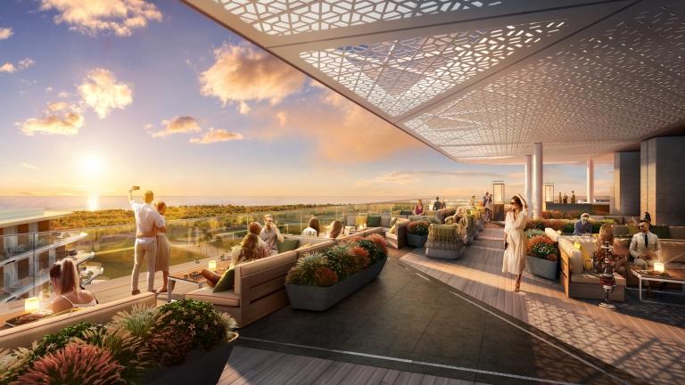 Hotel Design Formulating A Rooftop Bar Concept Bsbg