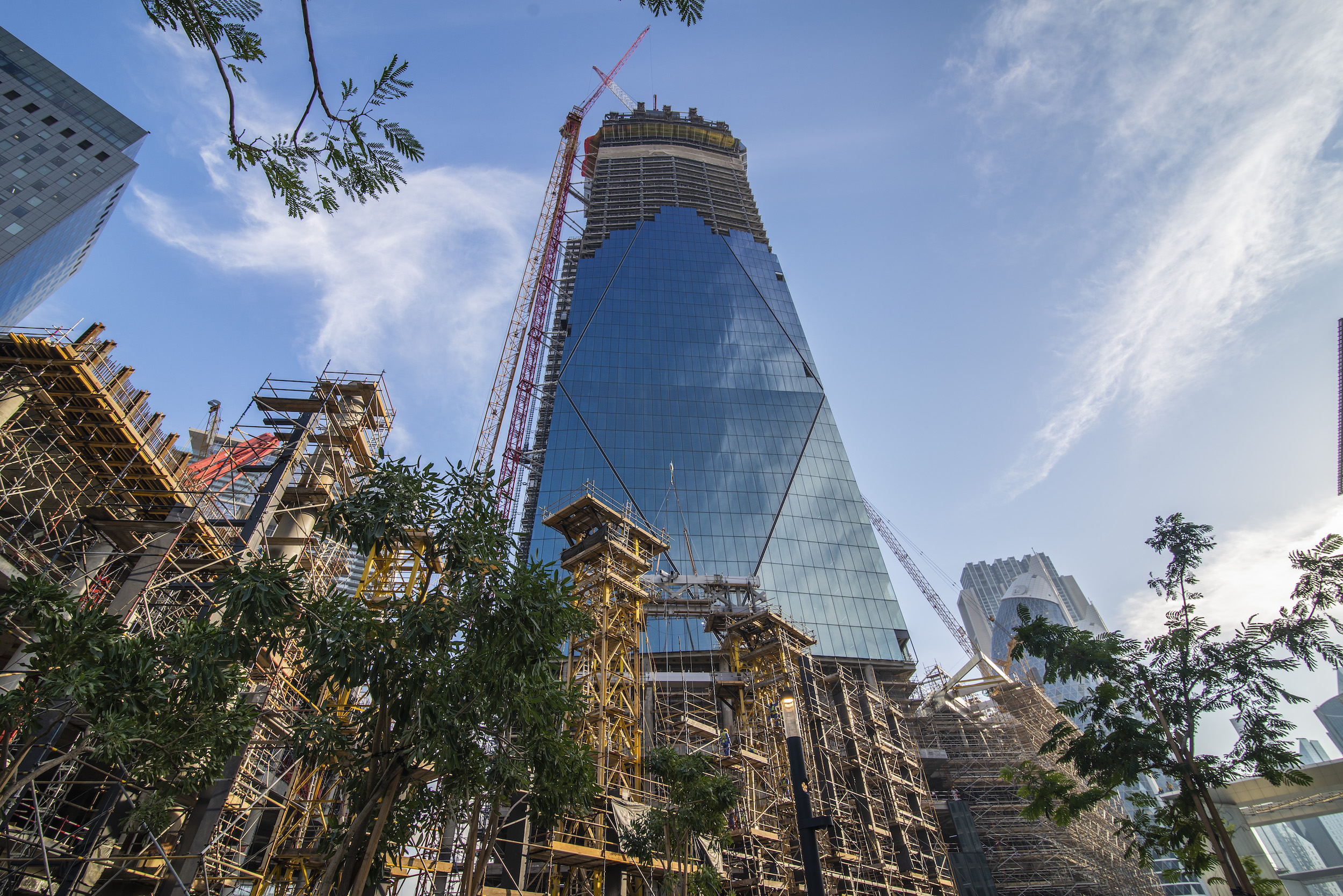 Bsbg And Multiplex Win H U0026s Awards For Icd Brookfield Place