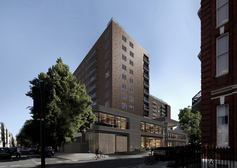 Portman Hotel - London Architect