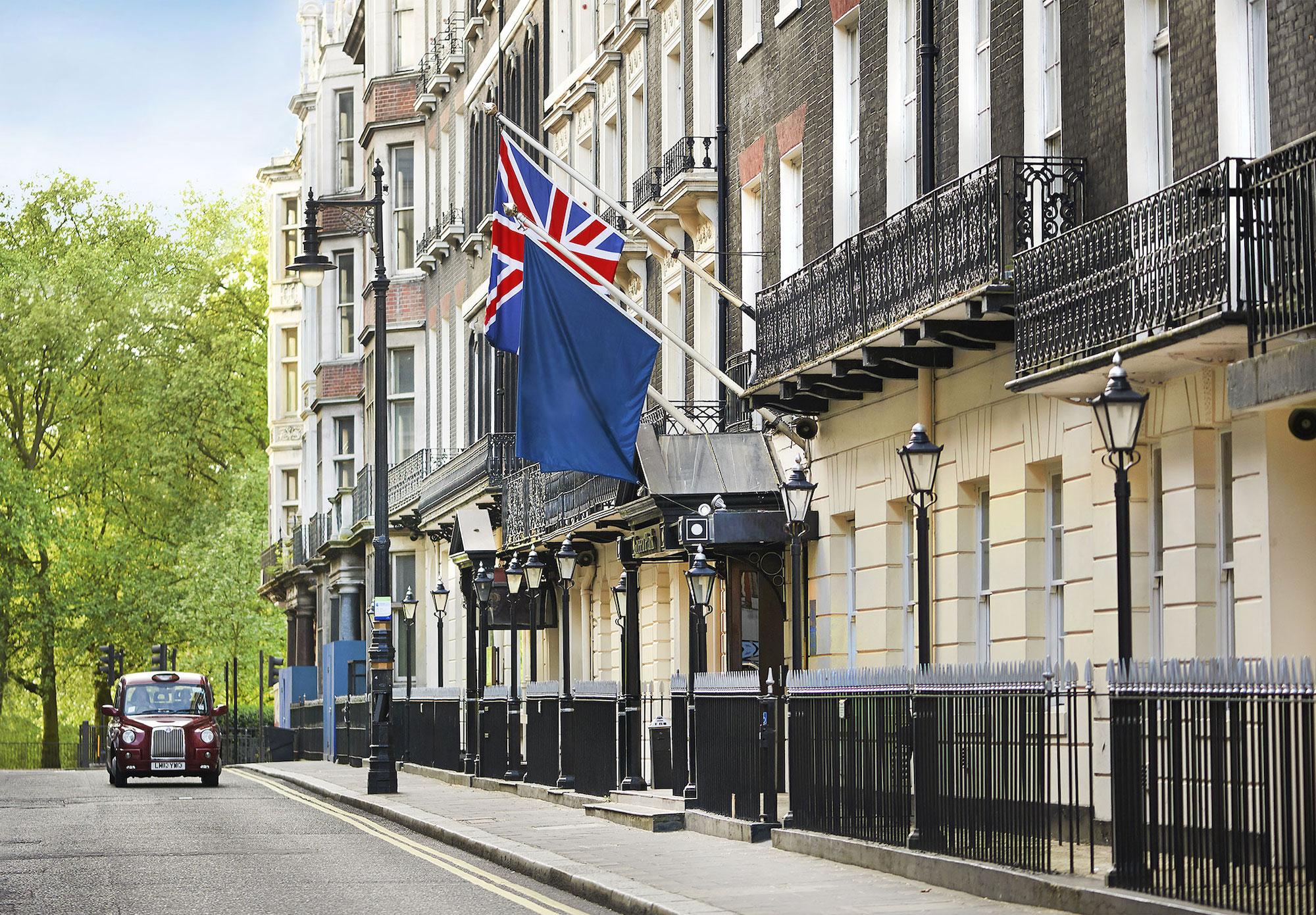 Green Park Hotel - London Architect