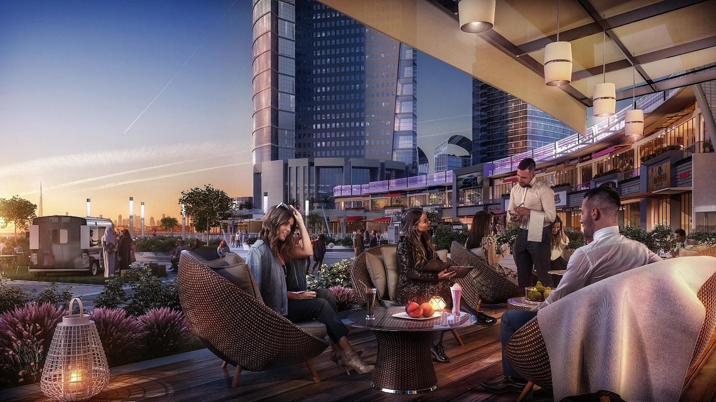 Dubai Festival City Upgrade